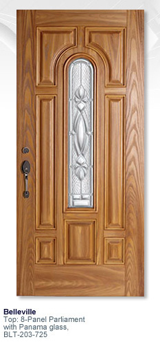 Belleville doors products windows and doors for Belleville fiberglass doors