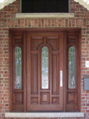 Richmond Hill Door #2