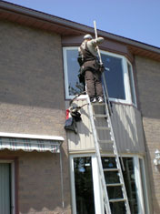 Bay Window Installation Markham #1