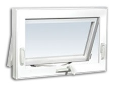 WC.125 Series Awning Windows