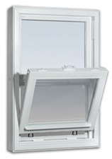 WC.201 Series Single Hung Tilt Windows